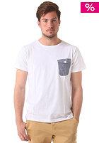 COLOUR WEAR Pocket S/S T-Shirt white