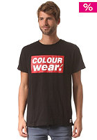 COLOUR WEAR Pop S/S T-Shirt black