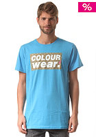 COLOUR WEAR Pop S/S T-Shirt loft blue