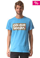 COLOUR WEAR Pop S/S T-Shirt sky blue