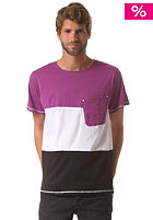 COLOUR WEAR Pouch S/S T-Shirt lilac