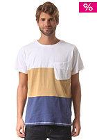 COLOUR WEAR Pouch S/S T-Shirt white