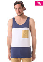 COLOUR WEAR Pouch Tank Top white