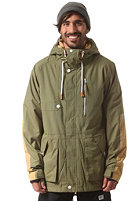 COLOUR WEAR Punisher Snow Parka Jacket loden