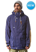 COLOUR WEAR Punisher Snow Parka Jacket navy