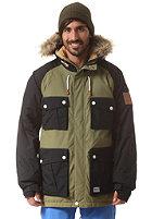 COLOUR WEAR Roots Snow Jacket loden