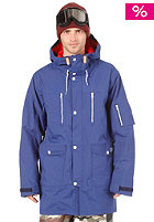 COLOUR WEAR Signature Parka navy