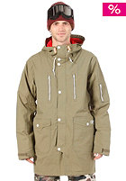 COLOUR WEAR Signature Parka olive