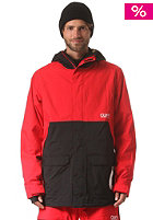 COLOUR WEAR Snow Jacket red