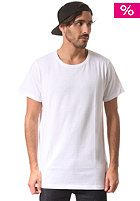 COLOUR WEAR Solid S/S T-Shirt white