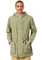 COLOUR WEAR Storm Parka dusky olive