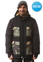 COLOUR WEAR Switch Snow Jacket black