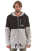 COLOUR WEAR TTR Hooded Jacket grey melange