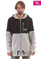 TTR Hooded Jacket grey melange