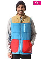 COLOUR WEAR TTR Vest sky blue