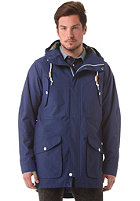 COLOUR WEAR Vinga Parka Jacket navy
