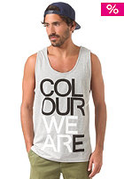 COLOUR WEAR We Are grey melange