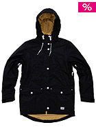 COLOUR WEAR Womens Blitz Parka Jacket black