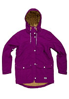 COLOUR WEAR Womens Blitz Parka Jacket lilac
