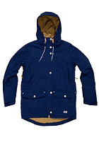 COLOUR WEAR Womens Blitz Parka Jacket navy