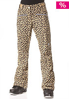COLOUR WEAR Womens Cork Pant camel leo