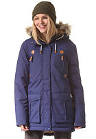 COLOUR WEAR Womens Heritage Parka navy