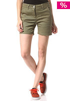 COLOUR WEAR Womens Hit Chino Short dusky olive