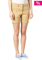 COLOUR WEAR Womens Hit Shorts camel