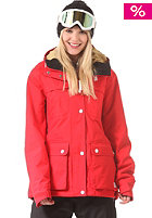 COLOUR WEAR Womens Ida Jacket red