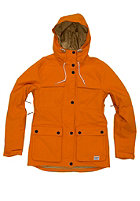 COLOUR WEAR Womens Ida Jacket rusty orange