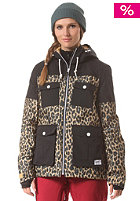 COLOUR WEAR Womens Mellon camel leo