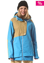 COLOUR WEAR Womens Poise Snow Jacket sky blue