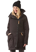 COLOUR WEAR Womens Ronin Parka black