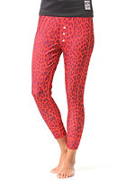 COLOUR WEAR Womens Shelter Pant red leo