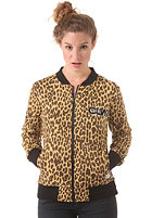 COLOUR WEAR Womens Slam Jacket camel leo