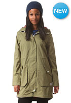 COLOUR WEAR Womens Tuve Parka loden