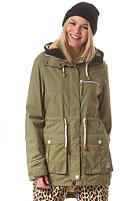 COLOUR WEAR Womens UP Parka loden