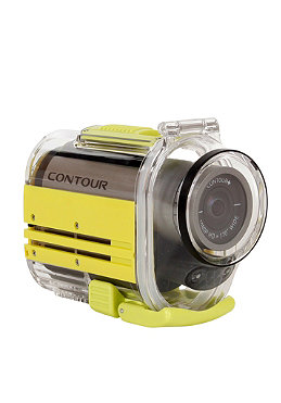 CONTOUR Waterproof Case Contour+ green