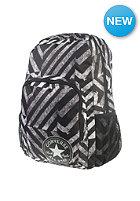 CONVERSE All In II Backpack b&s black white print