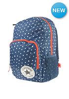 CONVERSE All In II Backpack sc blue micro star dot print
