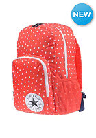 CONVERSE All In II Backpack sc red micro star dot print