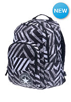 CONVERSE All In Large Backpack b&s black white print