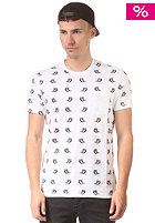 CONVERSE All Over Chuck Print S/S T-Shirt optic white