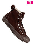 CONVERSE All Star Hi Hollis Suede chocolate