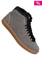 CONVERSE All Star Pro Leather Vac Mid Suede charcoal