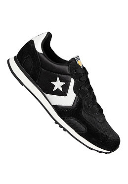converse auckland racer ox suede black grey. Black Bedroom Furniture Sets. Home Design Ideas