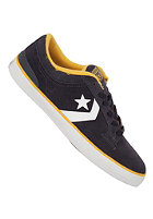 CONVERSE Ballard Ox Suede nine iron/white/citrus