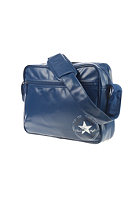 CONVERSE Basic Vintage PU Messenger Bag midnight hour/branch