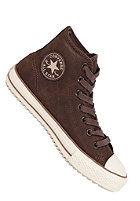 CONVERSE Boot Mid Nubuck chocolate