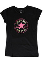 CONVERSE CHUCK PATCH S/S T-SHIRT jet black